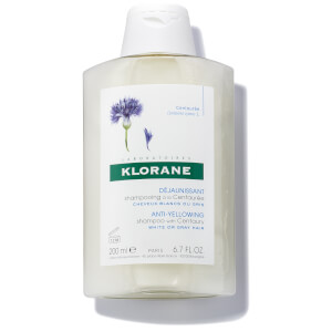 Shampoo de Centáurea da KLORANE 200 ml