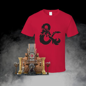 Game of Thrones Construction Kit and D&D T-Shirt