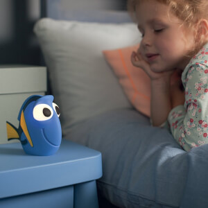 Philips Disney Finding Dory Children's Guided LED Night Light and Softpal - Blue: Image 4