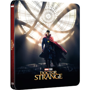 Dr Strange 3D (Includes 2D Version) - Zavvi UK Exclusive Lenticular Edition Steelbook