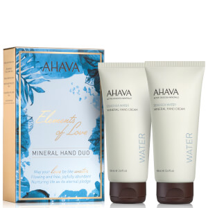 AHAVA Mineral Hand Duo (Worth $48)
