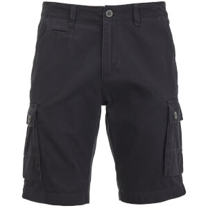 Brave Soul Men's Miles Shorts - Navy