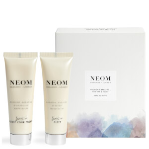 Neom Organics London Nourish & Breathe for Day & Night