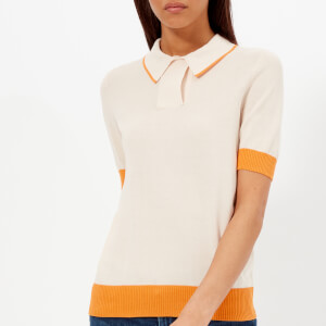 BOSS Orange Women's Iolla Knit Jumper - Open White