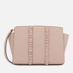 MICHAEL MICHAEL KORS Women's Selma Medium Messenger Bag - Soft Pink