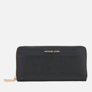 MICHAEL MICHAEL KORS Women's Money Pieces Pocket Continental Wallet - Black