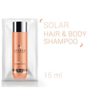 System Professional Solaris Shampoo 15ml
