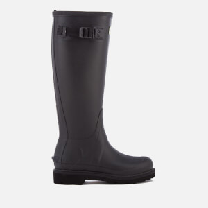 Hunter Women's Balmoral Poly-Lined Wellies - Black
