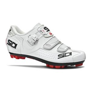 Sidi Women's Trace MTB Shoes - White/White