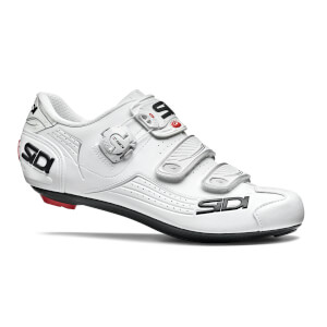Sidi Alba Road Shoes - White/White
