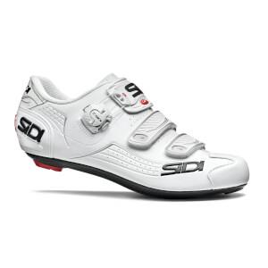 Sidi Alba Road Shoes - White/White