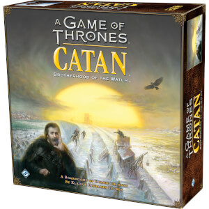 A Game of Thrones Catan: Brotherhood of the Watch from I Want One Of Those
