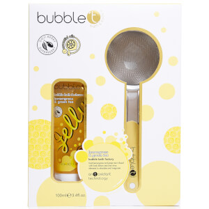 Bubble T Fizz & Bubble Bath Factory - Yellow 100ml
