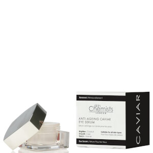 skinChemists London siero contorno occhi anti-età al caviale 10 ml