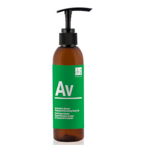 Dr Botanicals Apothecary Avocado and Almond Superfood Nourishing Body Oil -vartaloöljy 200ml