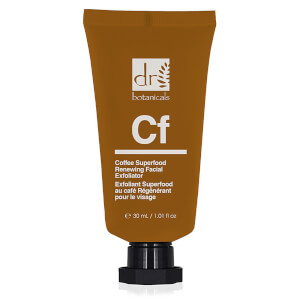 Dr Botanicals Apothecary Coffee Superfood Renewing Facial Exfoliator -kuorinta-aine 50ml