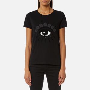 KENZO Women's Eye T-Shirt - Black
