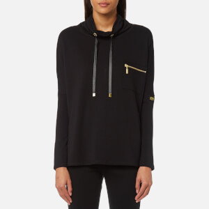 Barbour International Women's Byway Sweat Top - Black