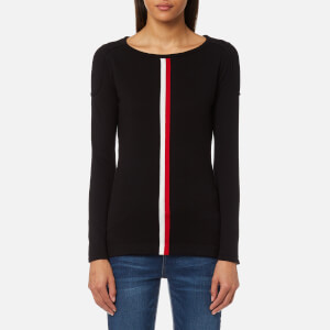 Barbour International Women's Byway Knit Jumper - Black