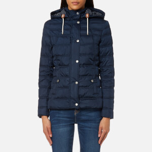 Barbour Women's Inscar Quilt Jacket - Navy