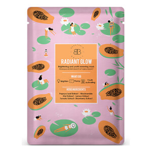 Beautaniq Beauty Radiant Glow Sheet Mask