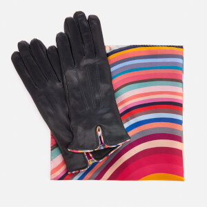 Paul Smith Women's Swirl Scarf and Gloves Gift Set - Multi: Image 4