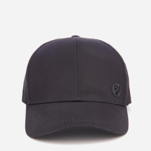 Paul Smith Men's Basic Baseball Cap - Black