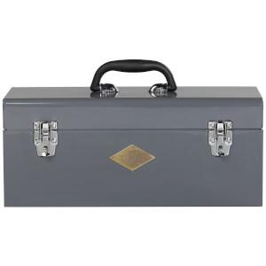 Gentlemen's Hardware Metal Tool Box