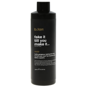 B.Tan Refill Mist Noir 220ml (For B.U.B. Spray Gun)