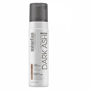 Espuma Dark Ash de MineTan (Color base) 200 ml