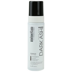 MineTan Dark Ash Foam (Colour Base) 200ml