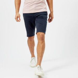 BOSS Orange Men's Schino Slim Shorts - Navy