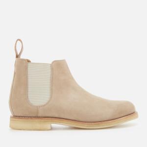 Grenson Men's Hayden Suede Chelsea Boots - Beige