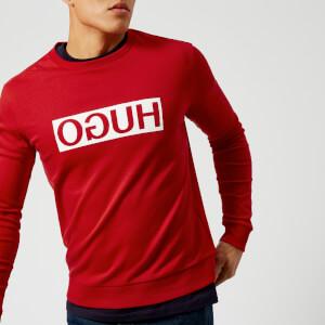 HUGO Men's Dicago Sweatshirt - Red