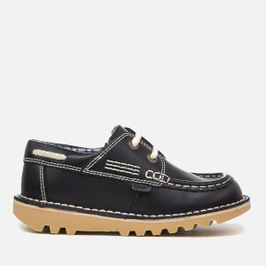 Chaussures Enfant Kick Boatee Kickers - Bleu Marine