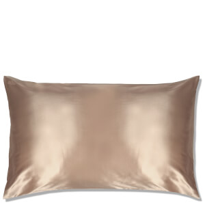 Slip Silk Pillowcase King - Caramel