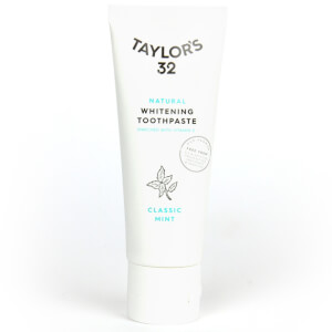 Taylor's 32 Classic Mint Natural Whitening Toothpaste