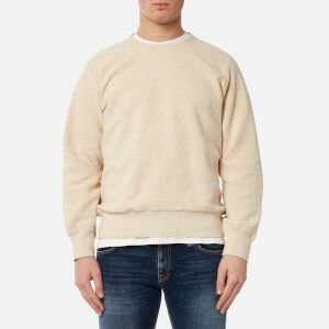 Our Legacy Men's Reversed 50's Sweatshirt - Beige Fleece