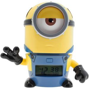 Horloge Les Minions Mel BulbBotz