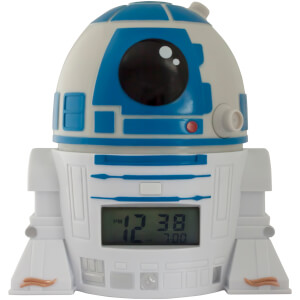 BulbBotz Star Wars R2D2 Wecker