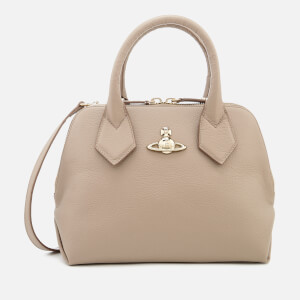 Vivienne Westwood Women's Balmoral Small Handbag - Taupe