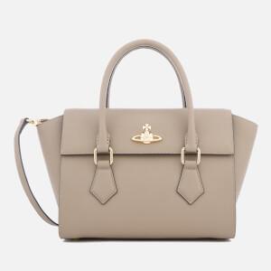 Vivienne Westwood Women's Pimlico Medium Handbag - Taupe