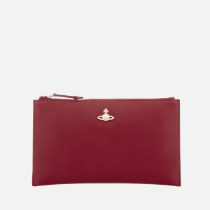 Vivienne Westwood Women's Pouch with Zip - Red