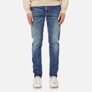 Nudie Jeans Men's Lean Dean Straight Jeans - Lost Legend
