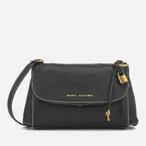 Marc Jacobs Women's Boho Grind Bag - Black/Gold