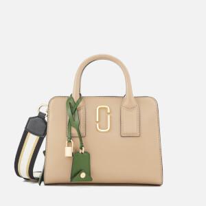 Marc Jacobs Women's Little Big Shot Tote Bag - Sandcastle/Multi