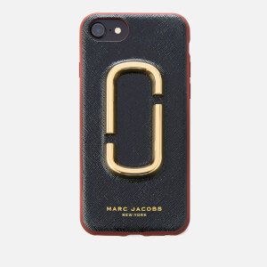 Marc Jacobs Women's iPhone 7 Case - Black/Multi