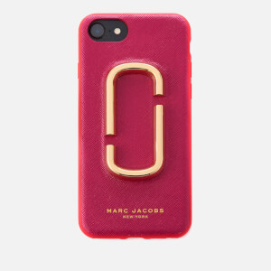 Marc Jacobs Women's iPhone 7 Case - Hibiscus/Multi