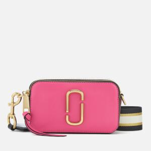 Marc Jacobs Women's Snapshot Cross Body Bag - Tulip Pink/Multi