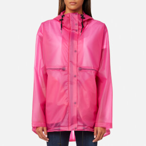 Hunter Women's Original Clear Smock - Bright Cerise